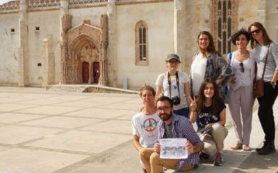 Ideas for peace during the TC in Portugal