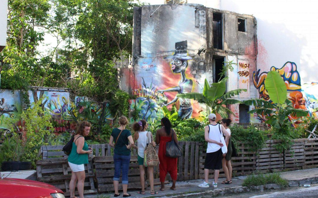 In&Out: Avvicinare l'Europa e i Caraibi attraverso il volontariato