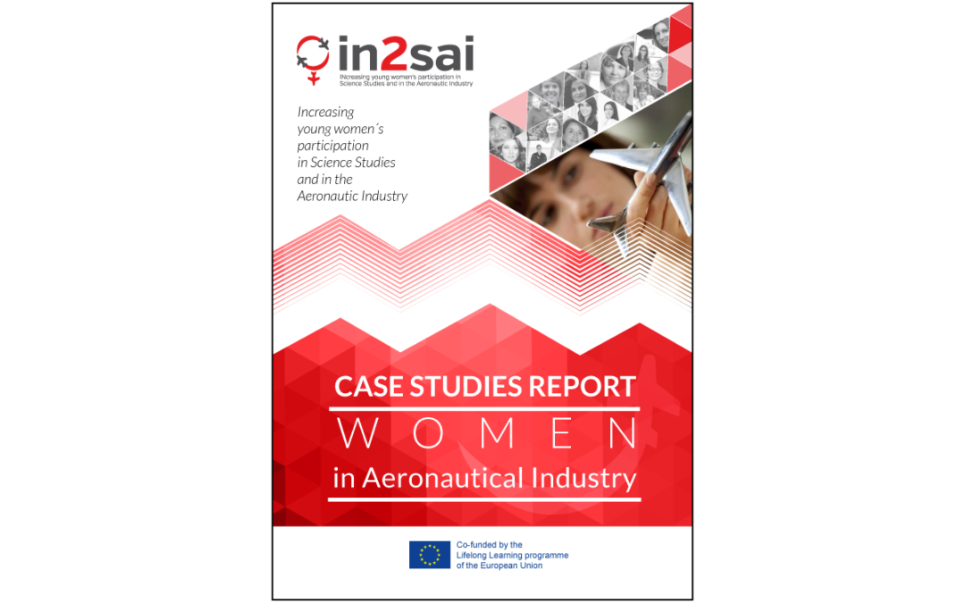 "In2Sai – Case Studies report ""Women in Aeronautical Industry"""