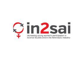 IN2SAI – Accrescere la partecipazione di giovani donne a studi scientifici e nell'industria aeronautica