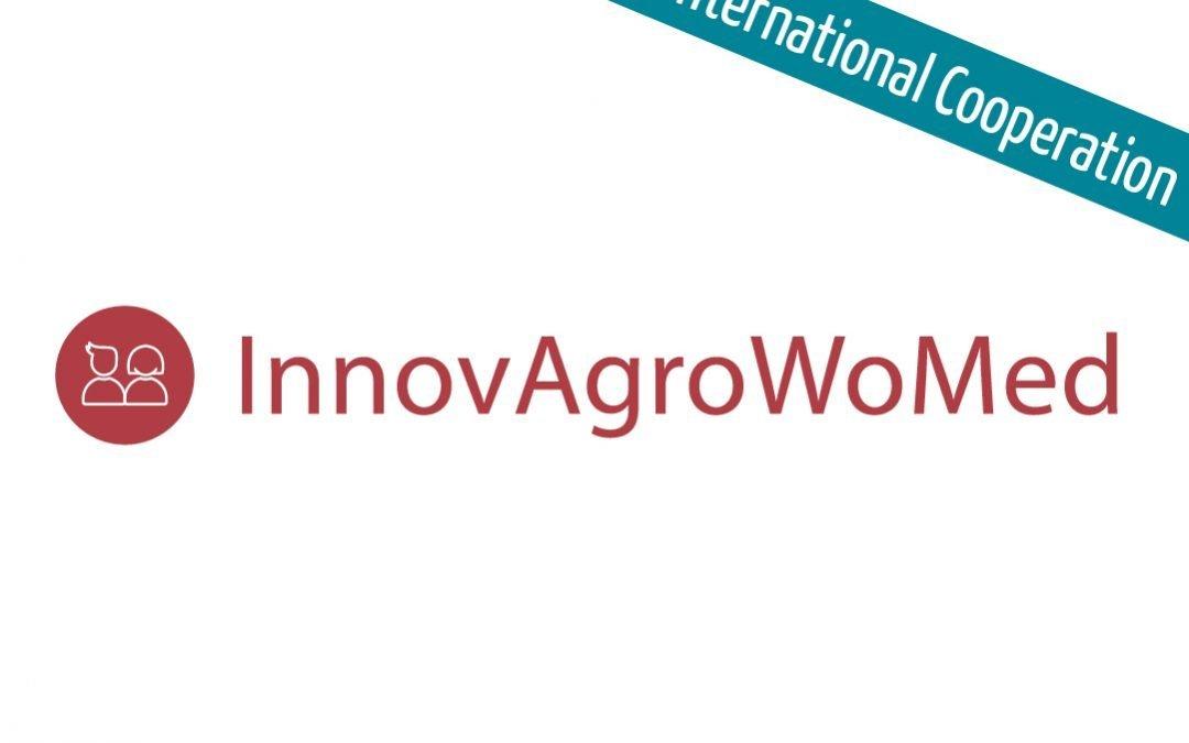 InnovAgroWoMed – Innovazione sociale nel settore agroalimentare per promuovere l'occupazione femminile nell'area Mediterranea