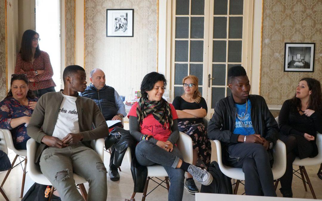 Presentazione della rete INTEGRA per sostenere i processi di autonomia di MSNA e giovani