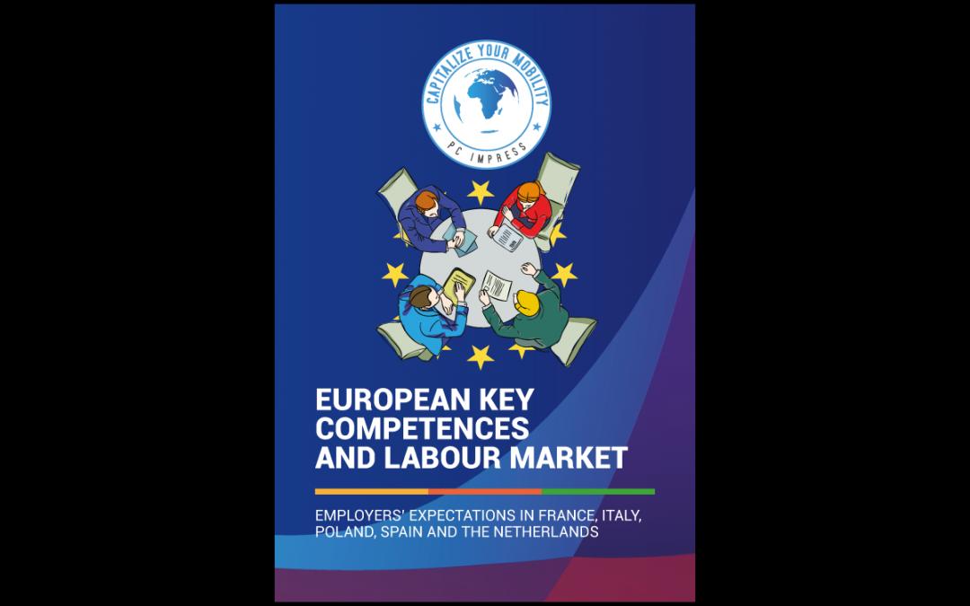PC IMPRESS – Competenze chiave europee e mercato del lavoro