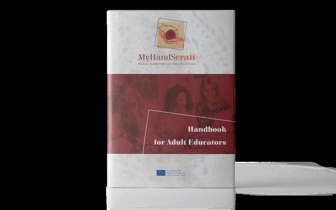 MyHandScraft: Handbook for Adult Educators