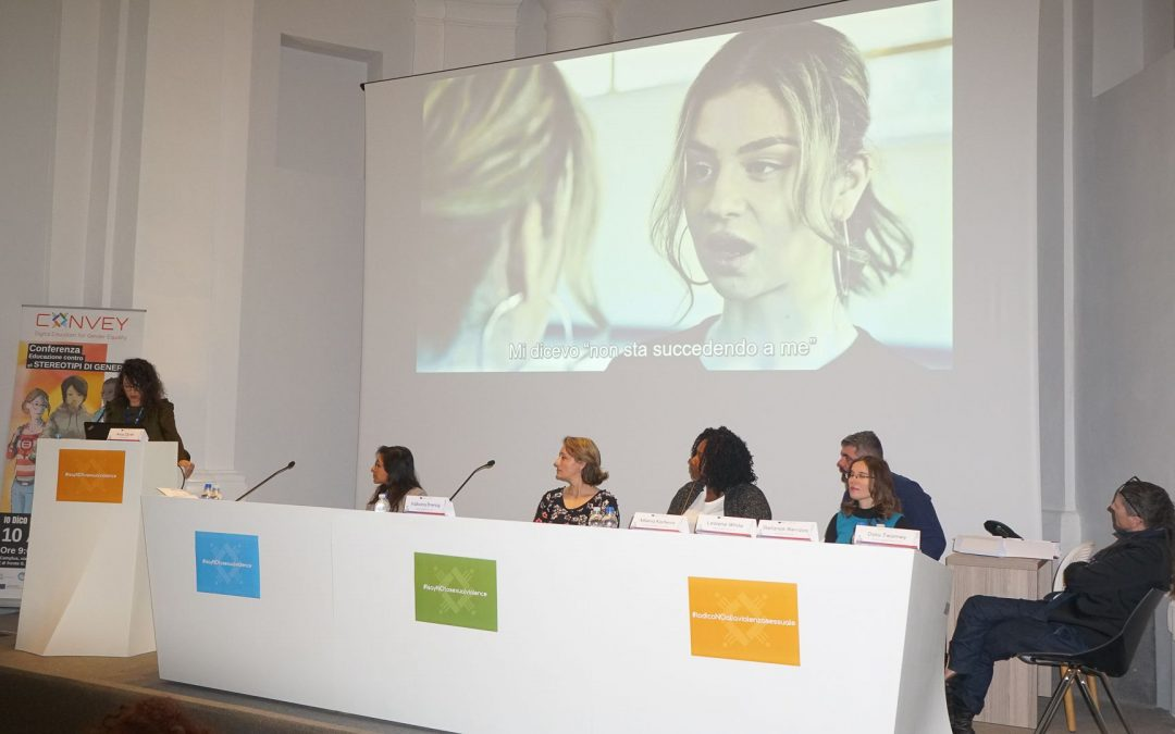 #IsayNotoSexualViolence: What happened during CONVEY International Conference?