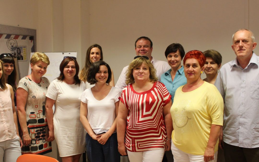 Polish public employment and training institutions meets the Sicilians ones