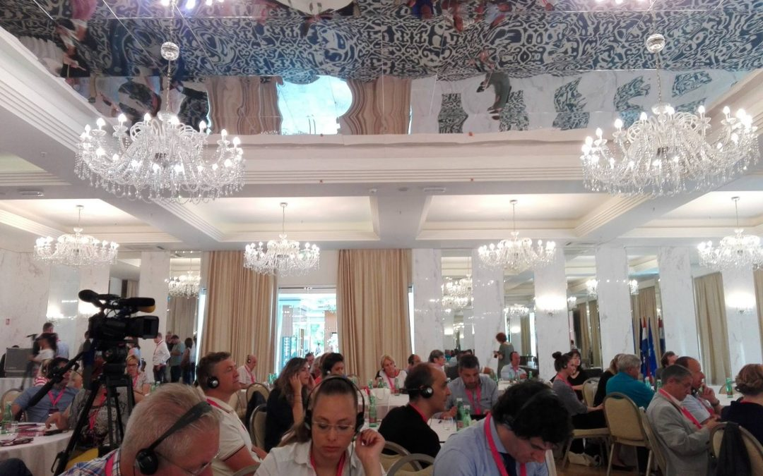 JUST SPORT: Together against doping at the Opatija conference