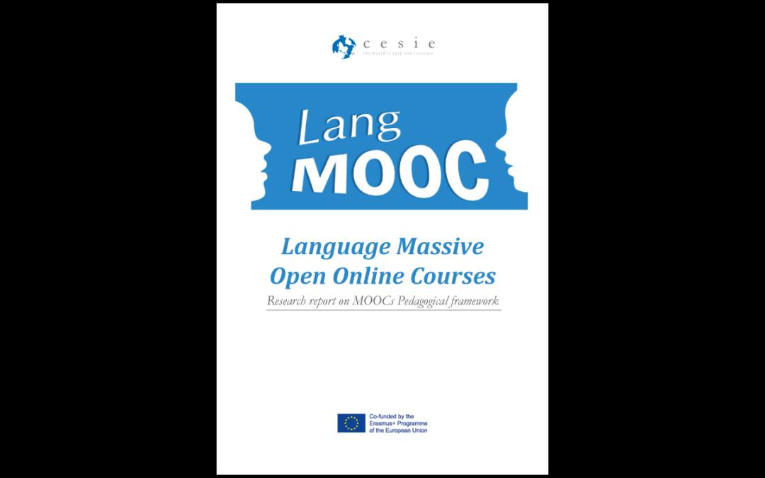 LangMOOCs – Research report on MOOCs pedagogical framework