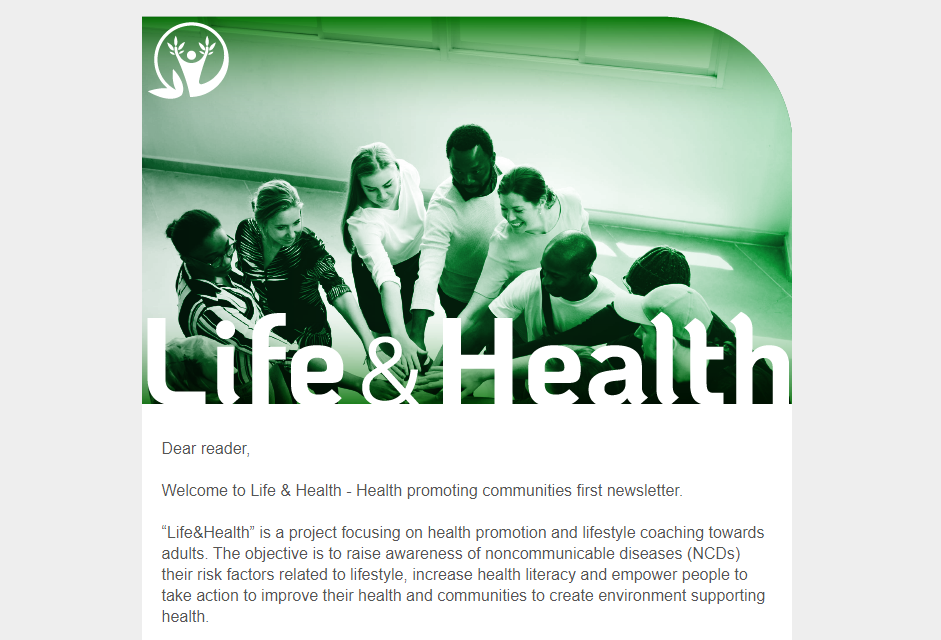 Life & Health: Newsletter