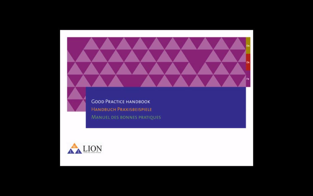 LION – Good Practice handbook