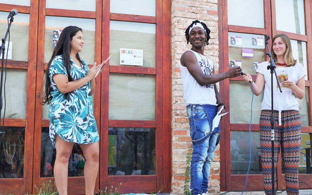 LISTEN: Storie di migranti per raccontare l'inclusione possibile
