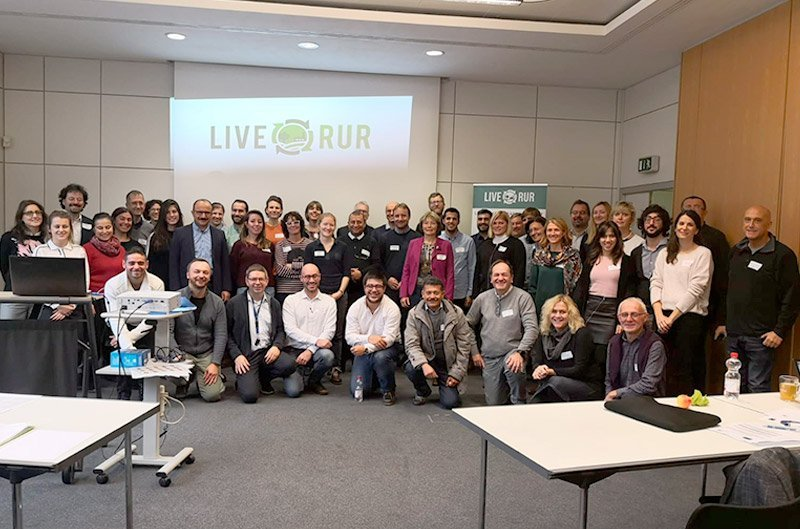 LIVERUR: developing sustainable alternatives for the SMEs in rural areas across Europe, Asia and Africa