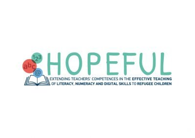 HOPEFUL – Extending teacHers' cOmPetences in the effective teaching of literacy, numeracy and digital skills to rEFUgee chiLdren