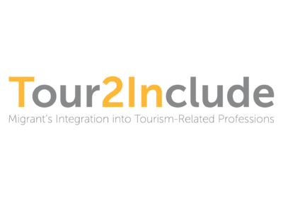 Tour2Include – Migrants' Integration into Tourism-Related Professions