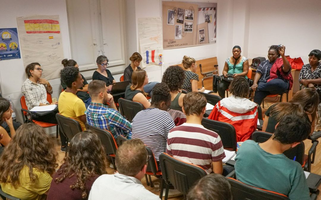 MedLIT: New digital competences for refugee, asylum seeking and migrant women