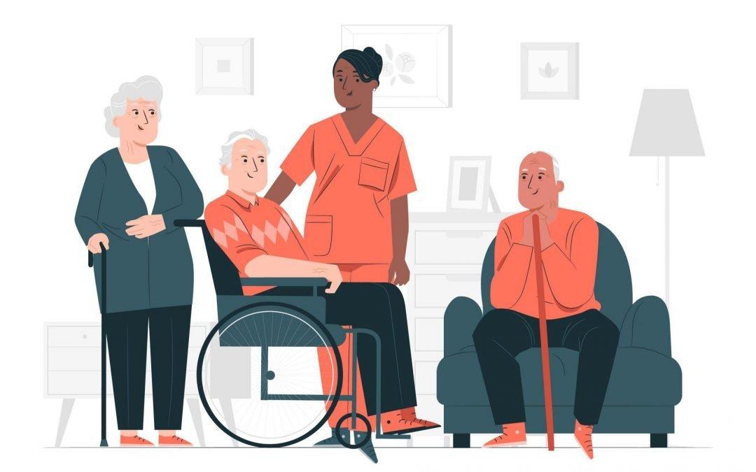 Partecipa al focus group per professionisti e aspiranti tali nel settore della cura degli anziani