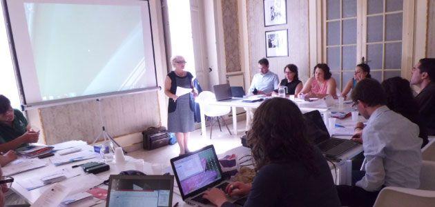 MOBILE – Incontro tra i partner e primo tirocinio internazionale per studenti a Palermo