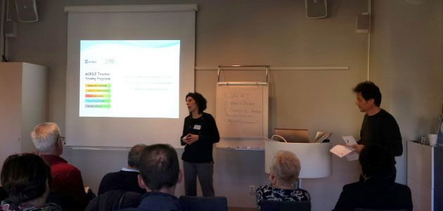 MOBILE: Imprenditori ed insegnanti si confrontano in Svezia