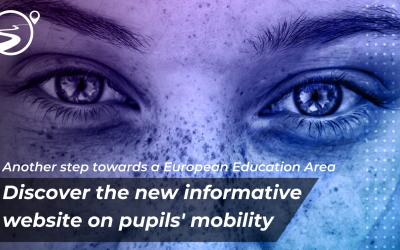 Discover The New Informative Website On Pupils' Mobility
