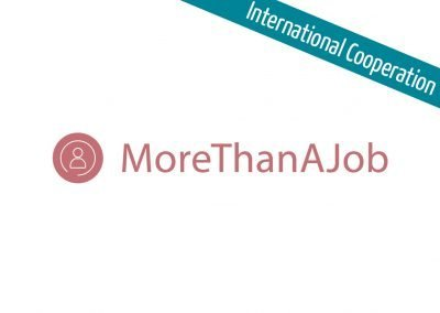MoreThanAJob – Reinforcing social and solidarity economy for the unemployed, uneducated and refugees