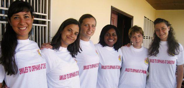 Supporta anche tu la campagna raccolta fondi 'Smiles to Orphans' in Cameroon