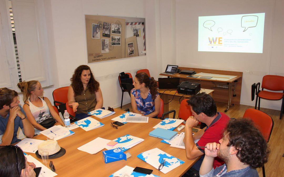 Partecipazione politica in rete: iscriviti al workshop WECE!