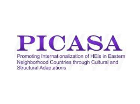 PICASA – Promoting Internationalization of HEIs in Eastern Neighborhood Countries through Cultural and Structural Adaptations
