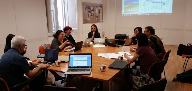 Small big steps: BODI partners meet in Palermo