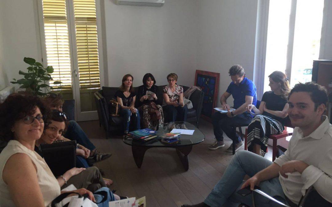 POLYGLOT: bilinguismo in età infantile, workshop con genitori ed educatori