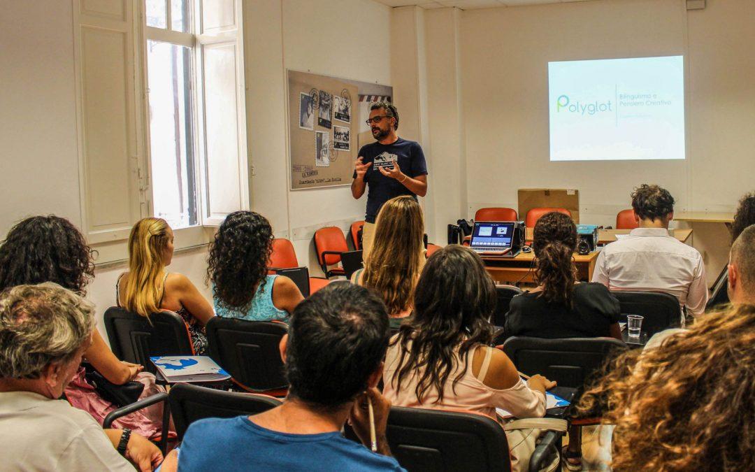 POLYGLOT: Conferenza finale sull'educazione multilingue in età prescolare