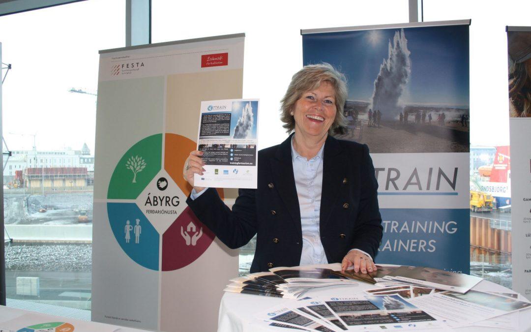 TTRAIN, un nuovo portale online per la formazione al posto di lavoro nel turismo