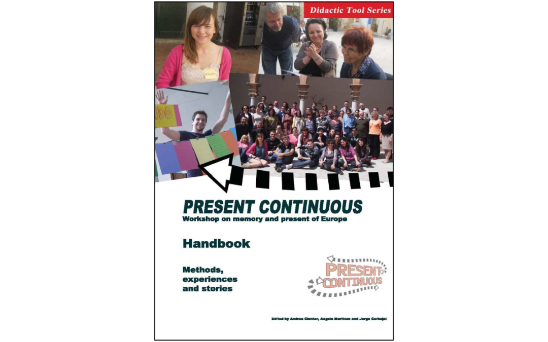 Present Continuous – Project Handbook