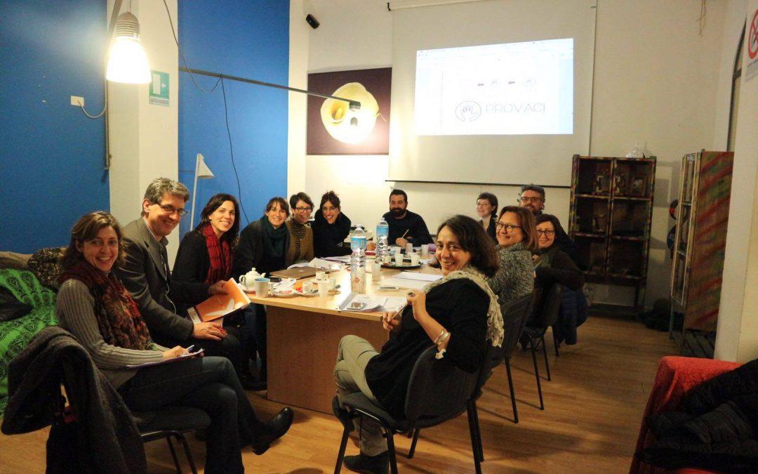Profili di volontari in apprendimento: presentazione del progetto PRO.V.A.C.I.