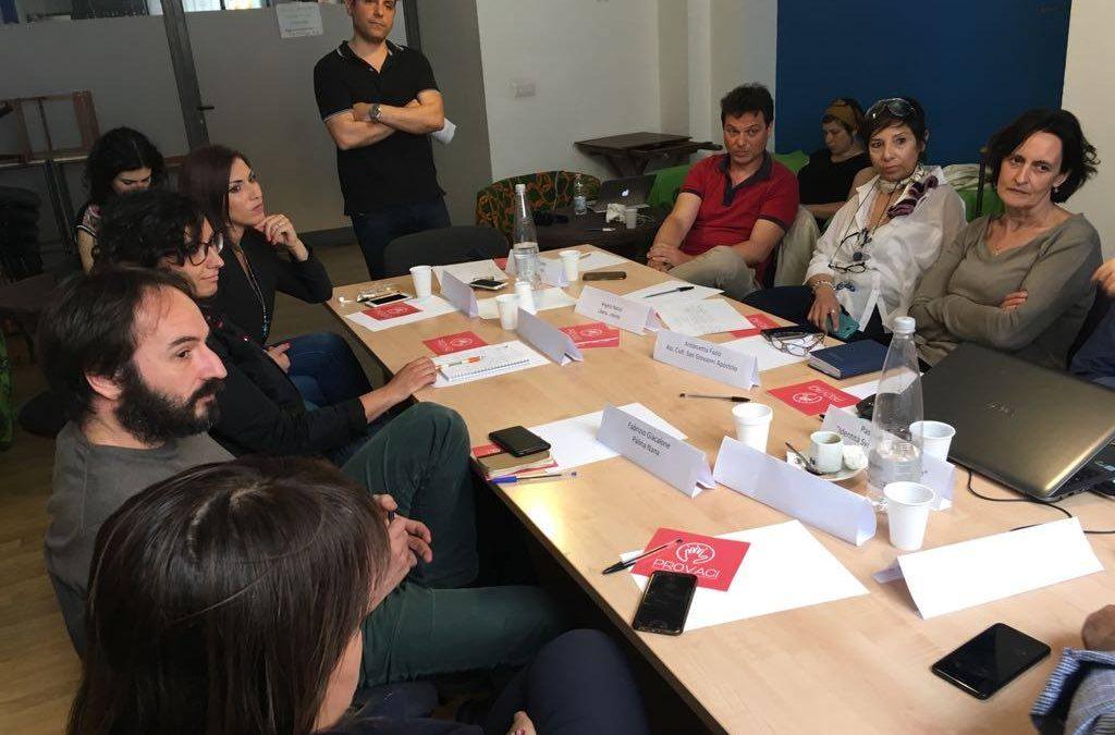 (Italiano) PRO.V.A.C.I.: una piattaforma per favorire l'incontro tra organizzazioni e volontari