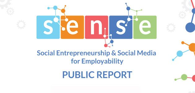 SENSE: the public report is online! - CESIE