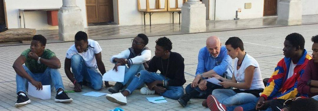 RAGAZZI HARRAGA: Festa conclusiva del Laboratorio interculturale