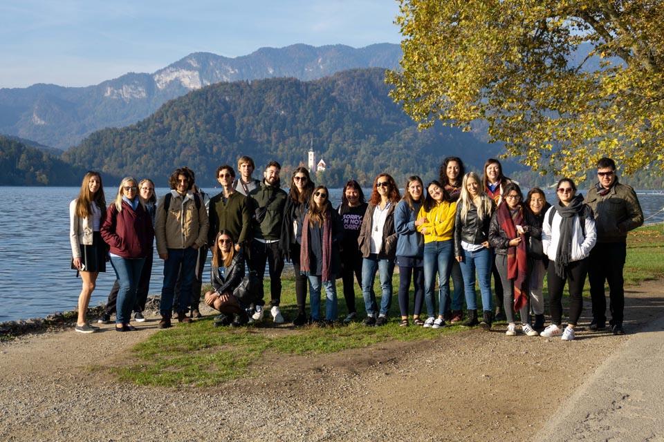 Giovani in cerca di lavoro alla formazione internazionale RAY!
