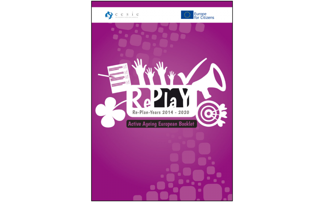 RePlaY – Active Ageing European Booklet