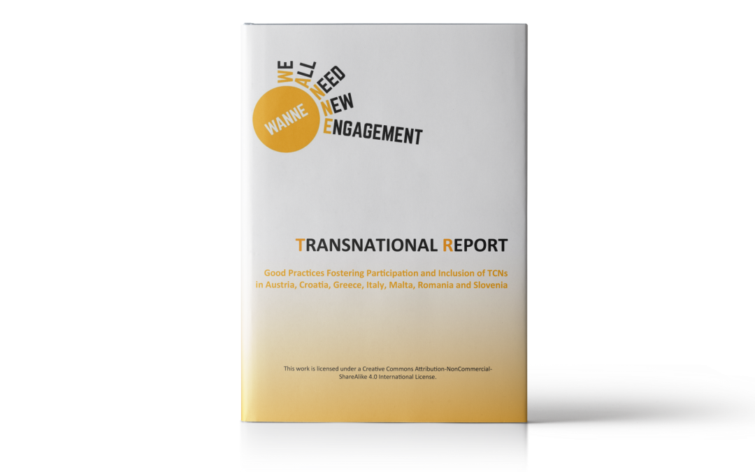 WANNE: Transnational report on good practices to foster participation and inclusion of TNCs