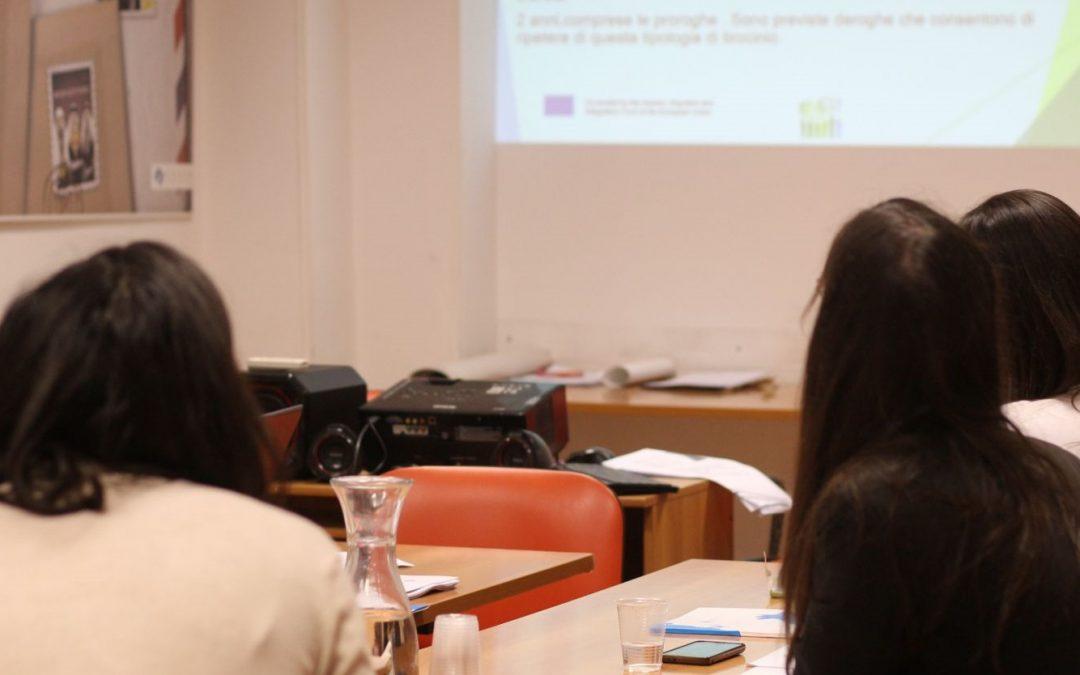 REST: Come sta andando la formazione per aziende sull'integrazione lavorativa dei rifugiati?