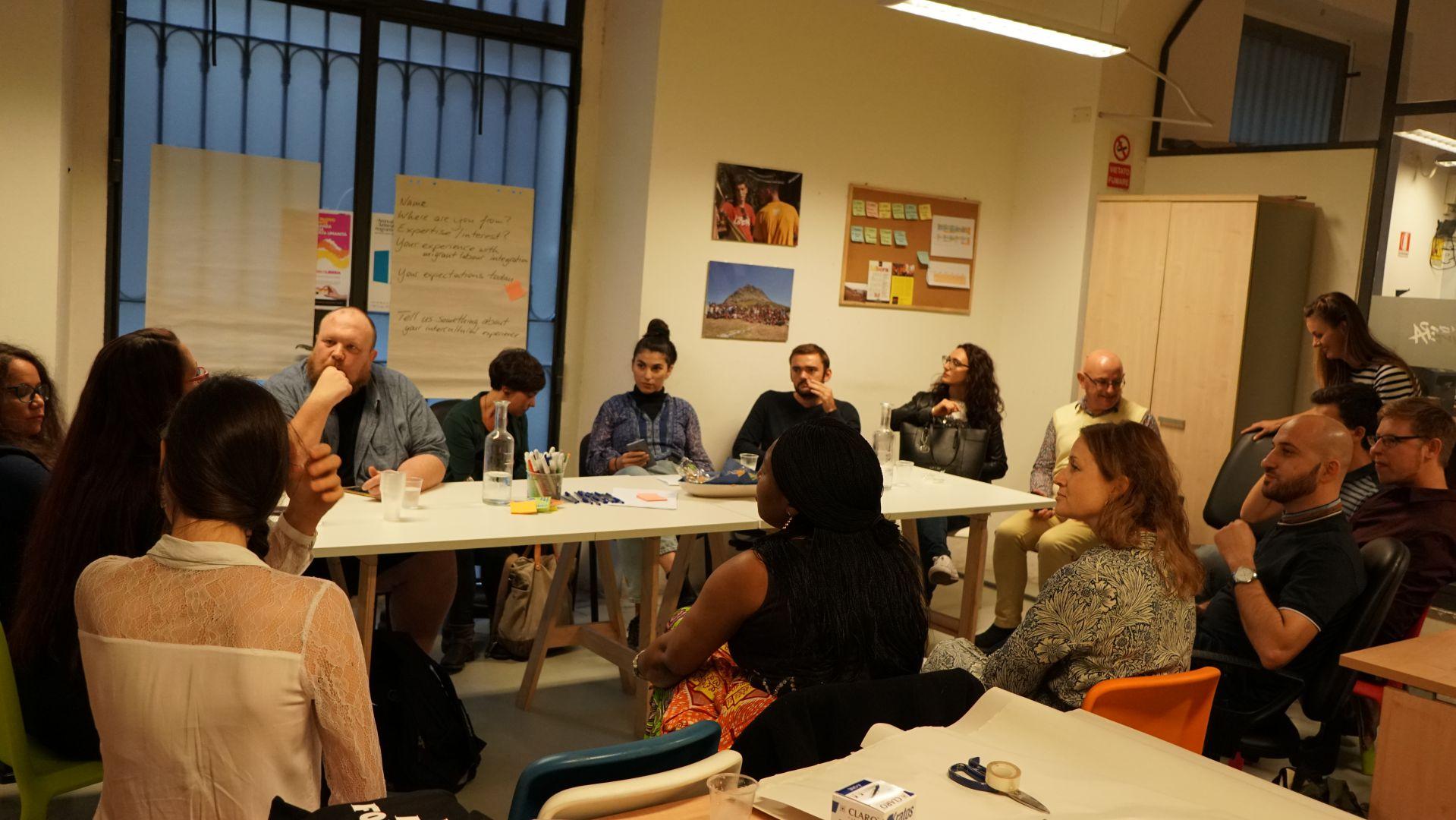Misure per l'inserimento lavorativo dei rifugiati: Partecipa all'evento di formazione REST