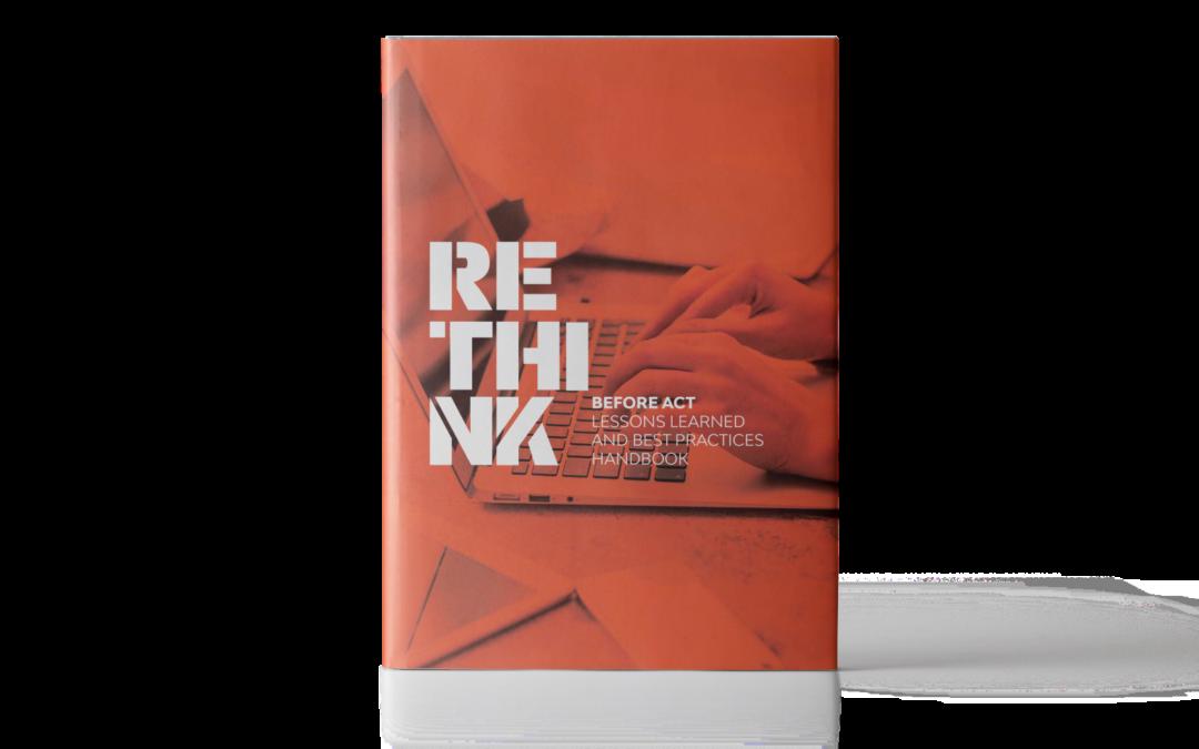 RETHINK – Manuale di buone pratiche