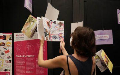 RI-TRATTI #spinoff: mostra delle fanzine a Palermo
