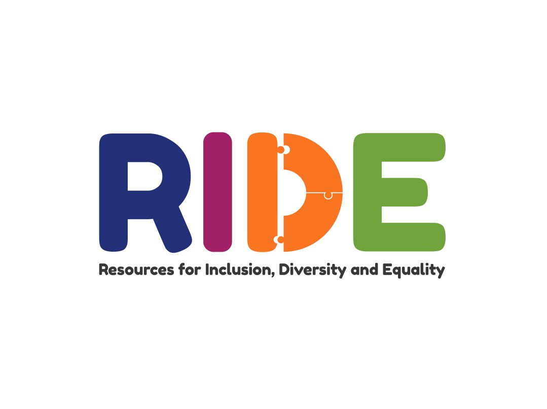RIDE – Resources for Inclusion, Diversity and Equality