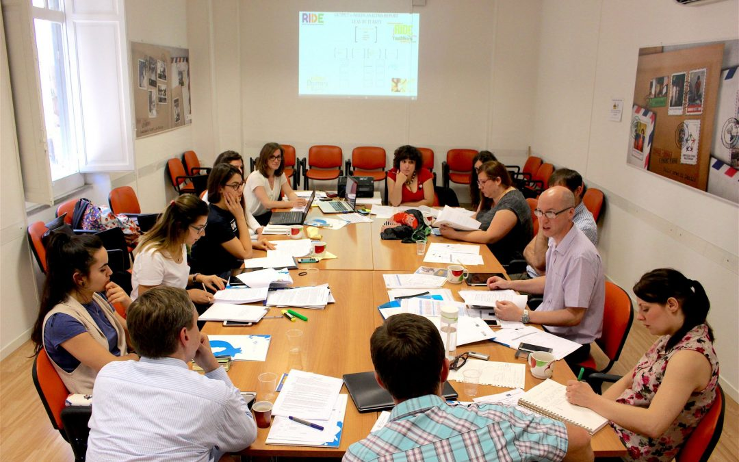 RIDE: workshop per l'analisi delle pratiche inclusive per il lavoro giovanile