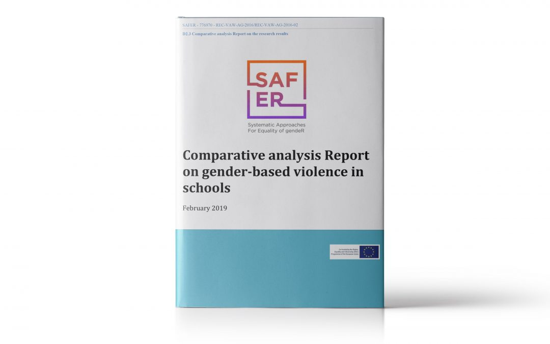 SAFER: Comparative Analysis Report on gender-based violence in schools