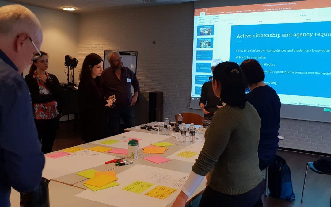 SEEDS: Come sperimentare delle metodologie educative innovative, utilizzando gli strumenti digitali?