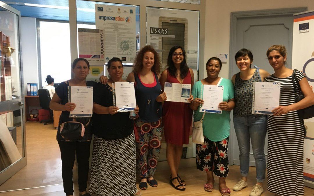 SERCo: Training and mediation for Roma Social Entrepreneurship