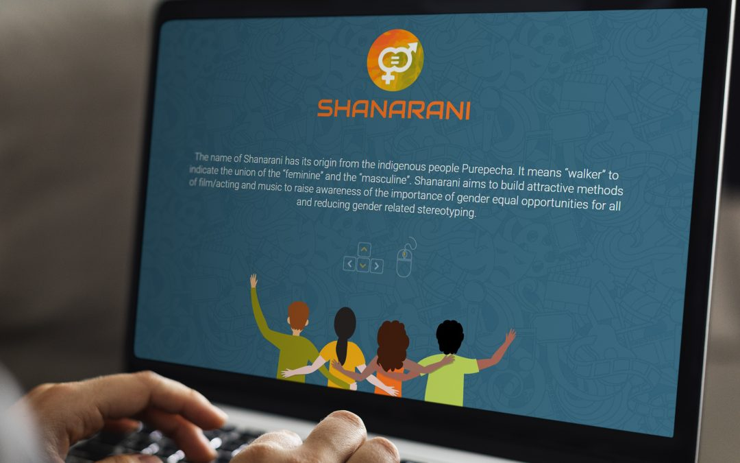 SHANARANI: Online the platform and all manuals on gender stereotypes in Europe