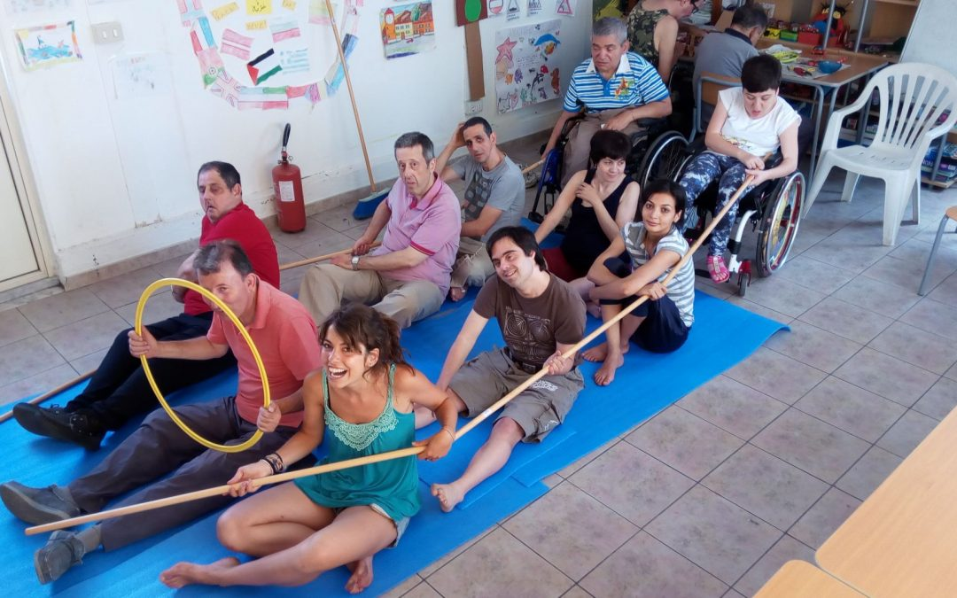 SHARED VOLUNTARY TRIALS: EVS opportunity for volunteers from Romania